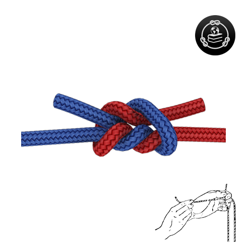 How to tie a Surgeon's knot